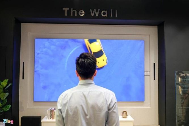 TV The Wall giá hơn 9 tỷ đồng về Việt Nam ảnh 9