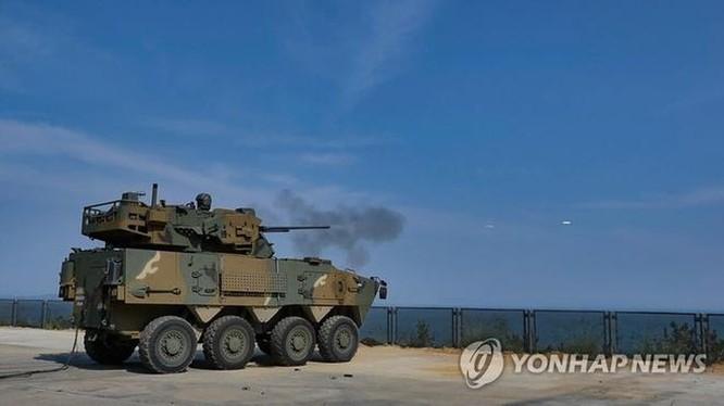 Hàn Quốc triển khai hệ thống phòng không di động mới ảnh 1