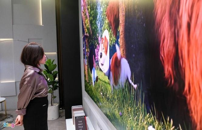 TV The Wall giá hơn 9 tỷ đồng về Việt Nam ảnh 2