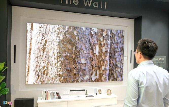 TV The Wall giá hơn 9 tỷ đồng về Việt Nam ảnh 3