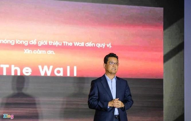 TV The Wall giá hơn 9 tỷ đồng về Việt Nam ảnh 1