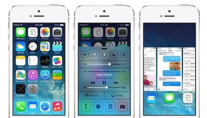 Cách iOS tiến hóa trong hơn thập kỷ qua ảnh 7