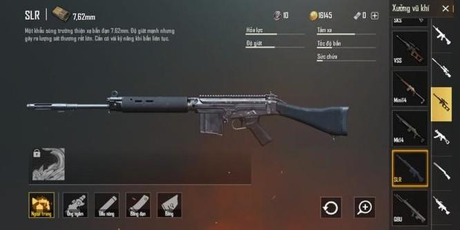 Những vũ khí thú vị trong PUBG Mobile thường bị người chơi lãng quên ảnh 9