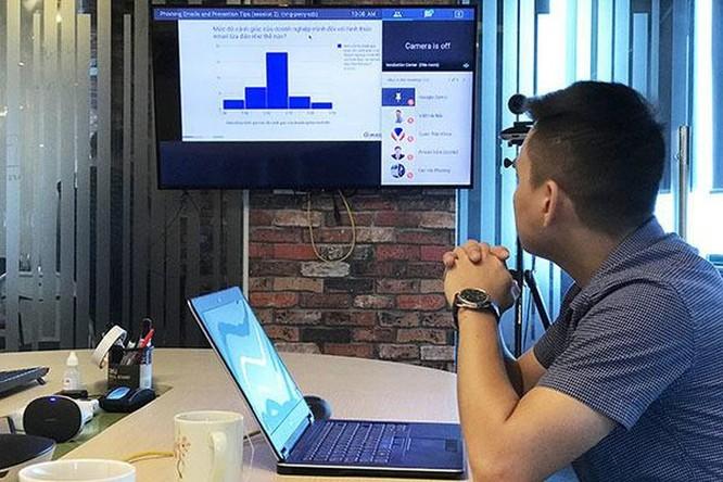 Sửa xong cáp biển APG, Internet Việt Nam đi quốc tế bình thường trở lại ảnh 1