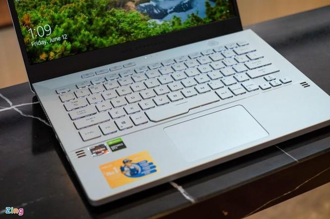Laptop game 14 inch mạnh nhất thế giới 'làm đẹp' theo cách lạ ảnh 7
