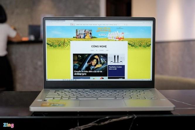 Laptop game 14 inch mạnh nhất thế giới 'làm đẹp' theo cách lạ ảnh 4