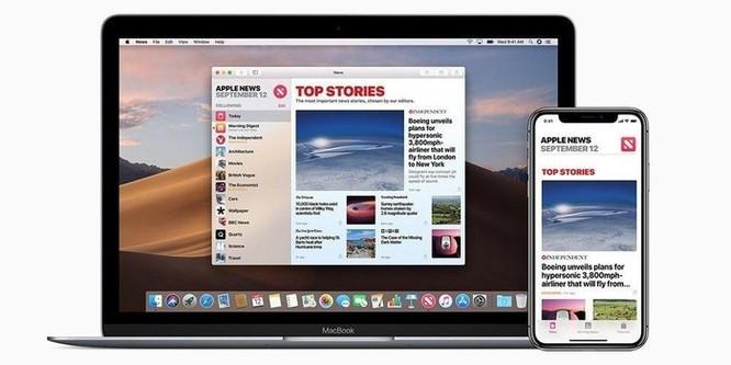 Nền tảng Apple News mất đi New York Times ảnh 1