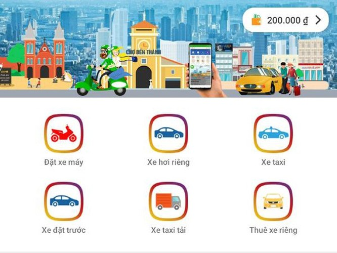 Thêm một ứng dụng gọi xe Made in Vietnam cạnh tranh Grab, GoViet ảnh 2
