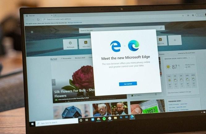 Trình duyệt Microsoft Edge 'chiếm lĩnh' máy tính, làm phiền người dùng ảnh 1