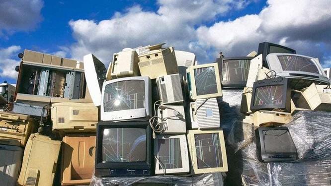 Năm 2019, thế giới thải 53.6 triệu tấn rác điện tử ảnh 1