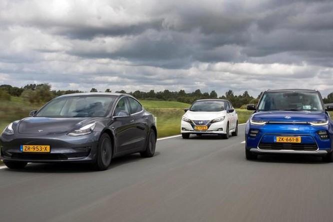 Các quốc gia trên thế giới dùng biển số màu vàng cho những loại xe gì? ảnh 3