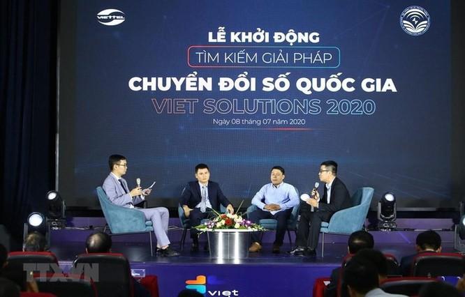 Tìm giải pháp chuyển đổi số vì Việt Nam hùng cường, thịnh vượng ảnh 1