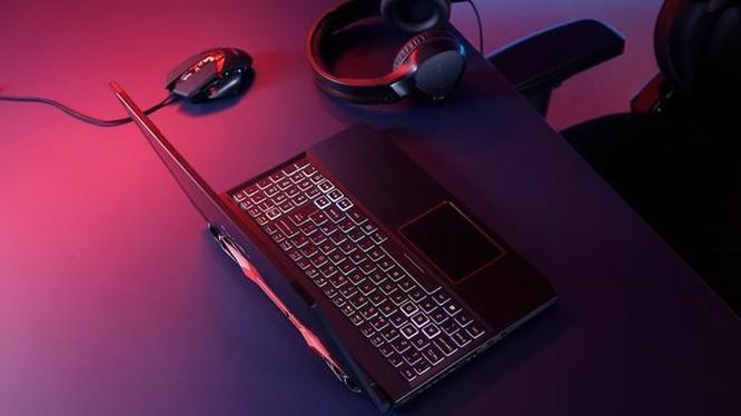 Laptop gaming Acer Nitro 5 2020 có thêm phiên bản màn hình 144 Hz ảnh 4