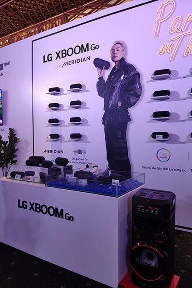 LG tung ra loạt tai nghe không dây, loa kéo vào Việt Nam ảnh 3