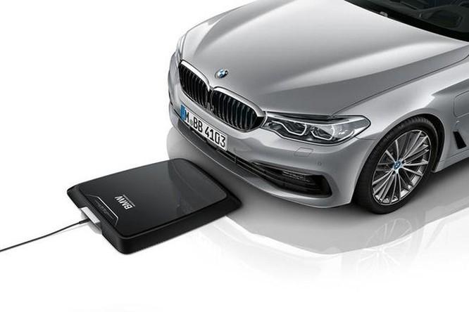 Ôtô điện đã có công nghệ sạc không dây ảnh 2