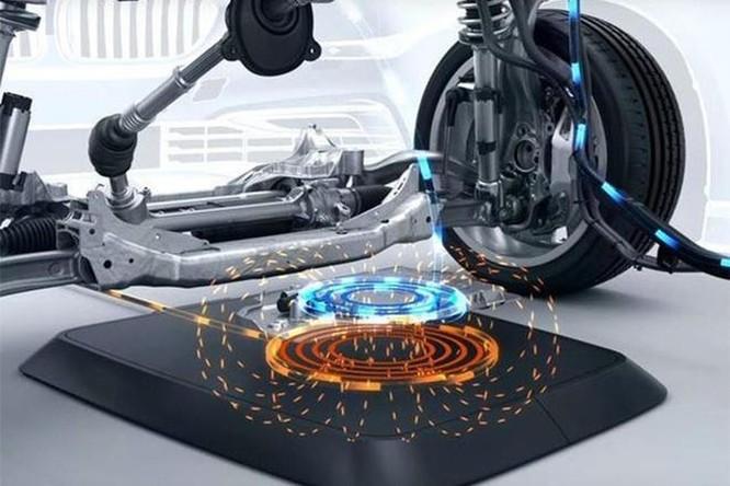 Ôtô điện đã có công nghệ sạc không dây ảnh 3