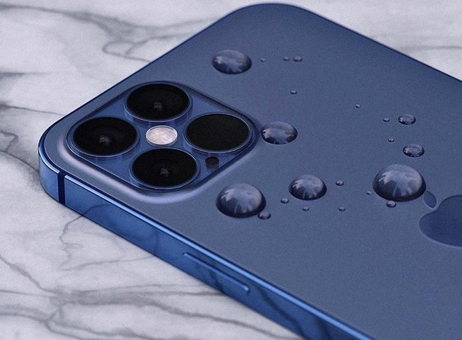 iPhone 12 Pro đối đầu với Galaxy Note20 Ultra trong bộ concept lạ mắt ảnh 6