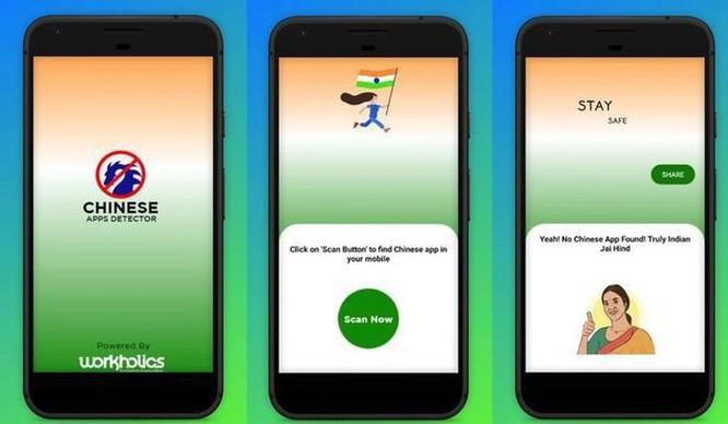 Thêm ứng dụng 'phát hiện app Trung Quốc' của Ấn Độ bị gỡ ảnh 1