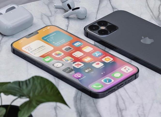 iPhone 12 Pro đối đầu với Galaxy Note20 Ultra trong bộ concept lạ mắt ảnh 4