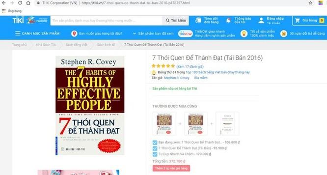 Sẽ khóa vĩnh viễn gian hàng bán sách lậu trên mạng ảnh 3