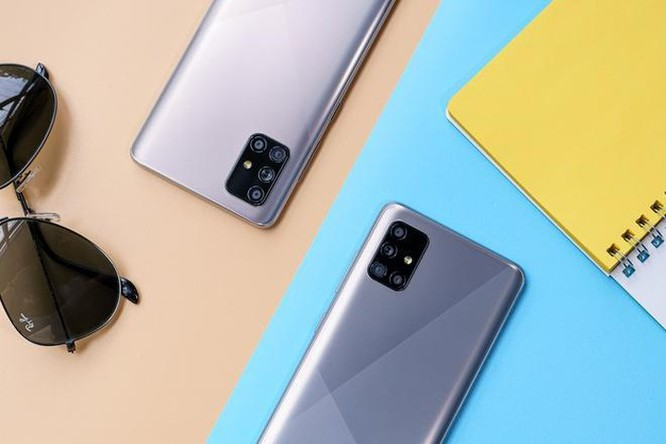 Samsung Galaxy A51 và A71 cập nhật tính năng từ S20 ảnh 1