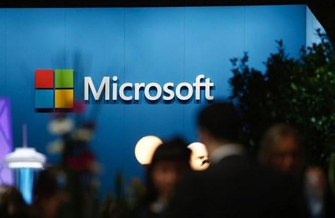 Microsoft Corp cắt giảm mạnh nhân viên trong tài khóa mới ảnh 1
