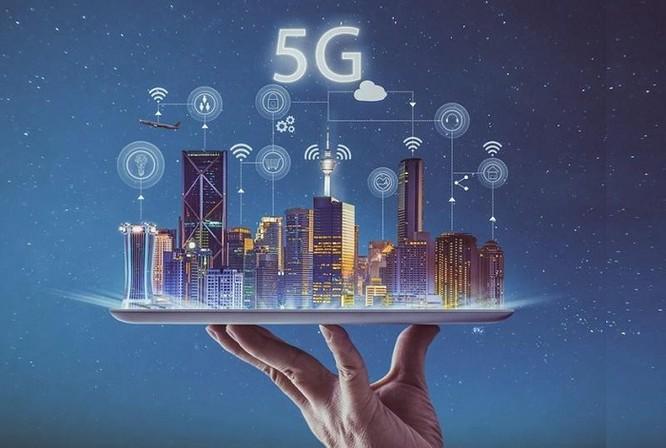 Nhà mạng 5G đầu tiên tại ASEAN chi 1,42 tỷ USD xây hạ tầng ảnh 1