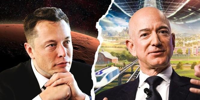 Internet vệ tinh của Amazon cạnh tranh với SpaceX của Elon Musk ảnh 2
