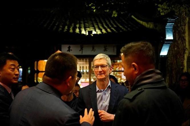 Mỹ cấm cửa công ty Trung Quốc làm camera cho iPhone ảnh 1