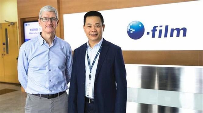 Mỹ cấm cửa công ty Trung Quốc làm camera cho iPhone ảnh 2