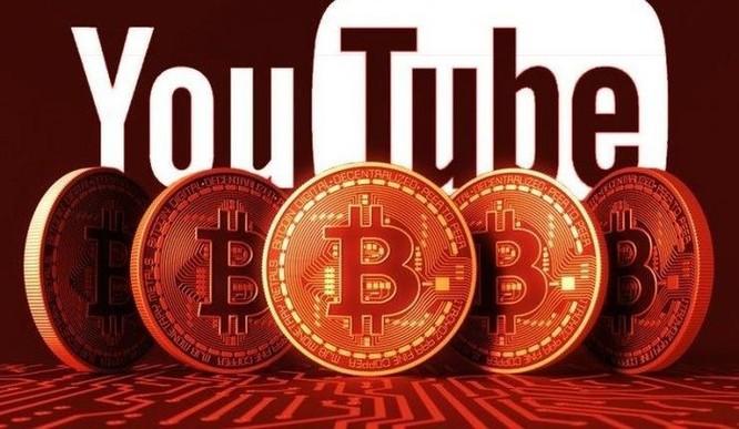 Trò lừa đảo lấy bitcoin trên Twitter lặp lại trên YouTube ảnh 1