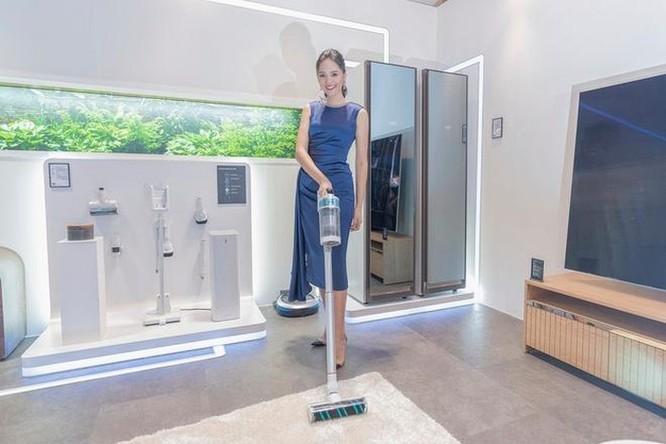 Samsung ra mắt tủ quần áo thông minh và loạt sản phẩm smarthome ảnh 5