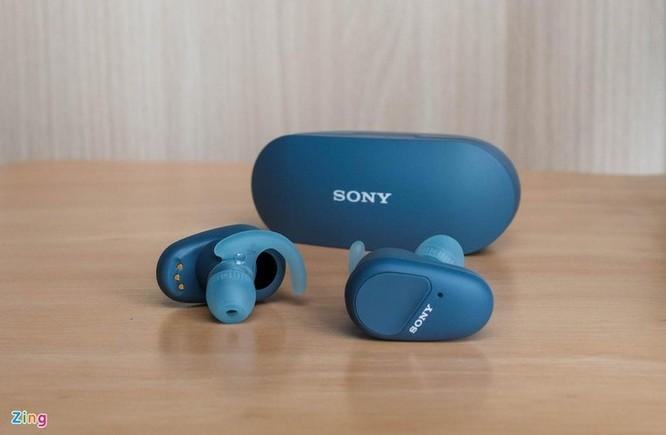 Đánh giá nhanh Sony WF-SP800N: Pin 17 tiếng, chống ồn, giá 4,8 triệu ảnh 3