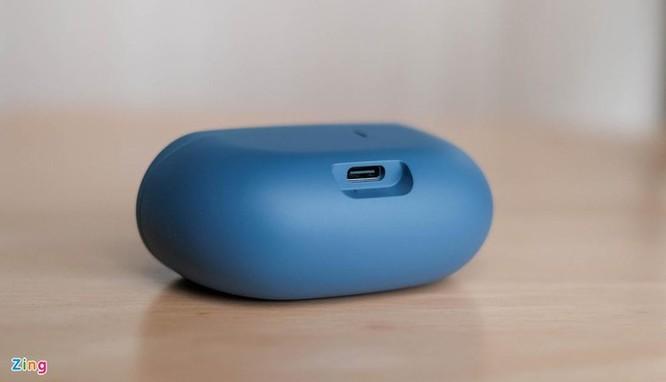 Đánh giá nhanh Sony WF-SP800N: Pin 17 tiếng, chống ồn, giá 4,8 triệu ảnh 5