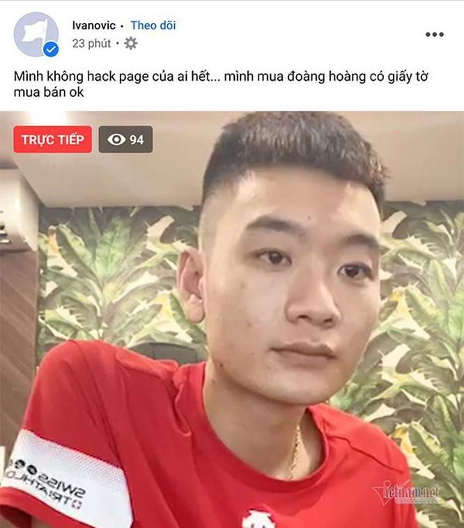 Hacker Việt chưa buông tha tài khoản cựu cầu thủ Chelsea ảnh 1
