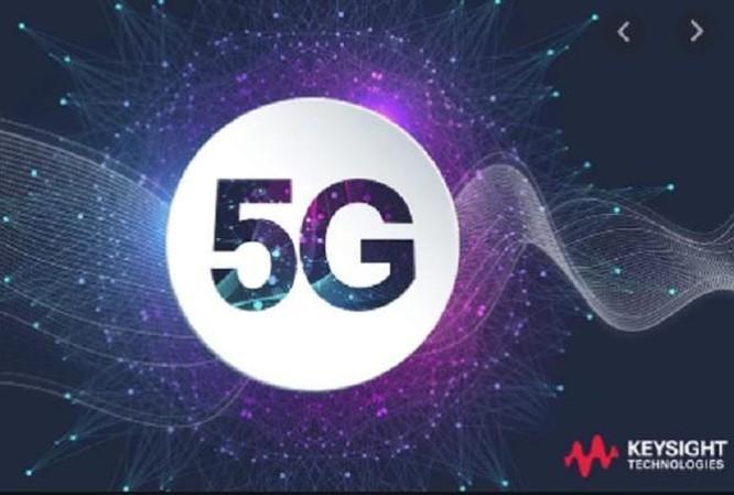 Keysight triển khai các giải pháp kiểm thử vận hành mạng 5G ảnh 1