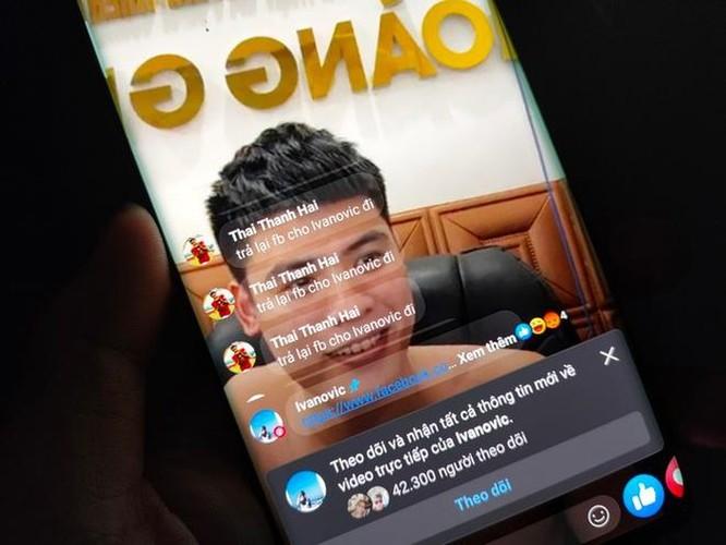 Thanh niên Việt giữ Facebook của Ivanovic là ai? ảnh 1