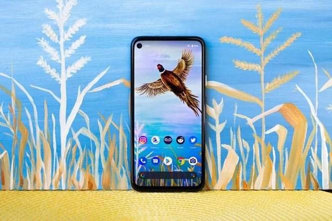 Google chính thức giới thiệu bộ ba điện thoại Pixel 4a, 4a 5G và 5a ảnh 1