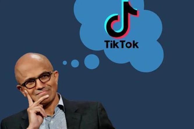 Tại sao Microsoft phải mua TikTok? ảnh 1