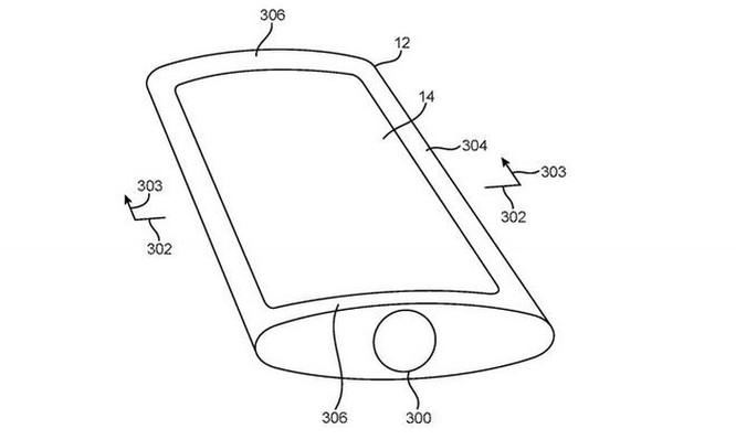iPhone sẽ có màn hình cong ảnh 2