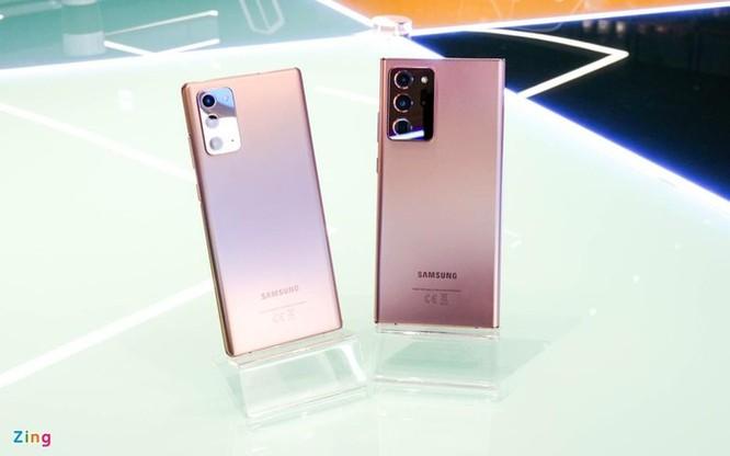 Chi tiết Galaxy Note20 Ultra - S Pen nâng cấp, giá từ 30 triệu đồng ảnh 1