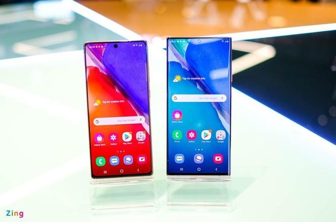 Chi tiết Galaxy Note20 Ultra - S Pen nâng cấp, giá từ 30 triệu đồng ảnh 3