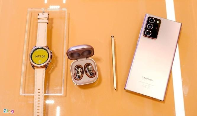 Chi tiết Galaxy Note20 Ultra - S Pen nâng cấp, giá từ 30 triệu đồng ảnh 13