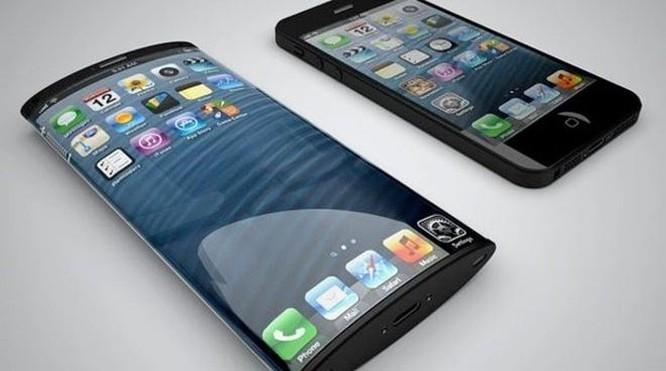 iPhone sẽ có màn hình cong ảnh 1