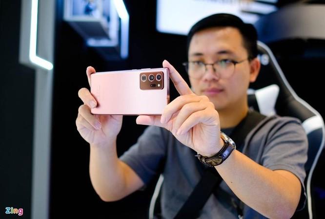 Chi tiết Galaxy Note20 Ultra - S Pen nâng cấp, giá từ 30 triệu đồng ảnh 9