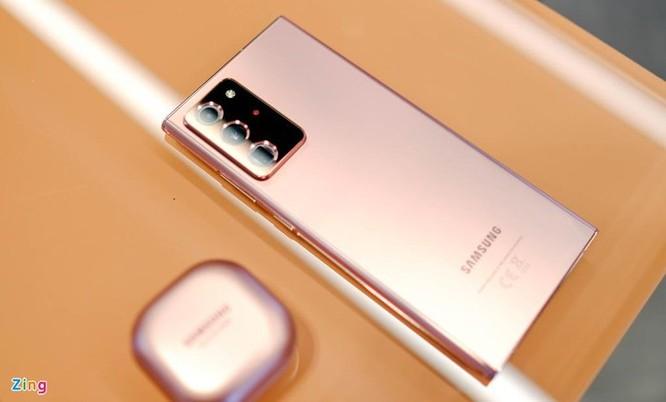 Chi tiết Galaxy Note20 Ultra - S Pen nâng cấp, giá từ 30 triệu đồng ảnh 2