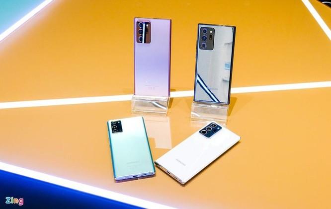 Chi tiết Galaxy Note20 Ultra - S Pen nâng cấp, giá từ 30 triệu đồng ảnh 12