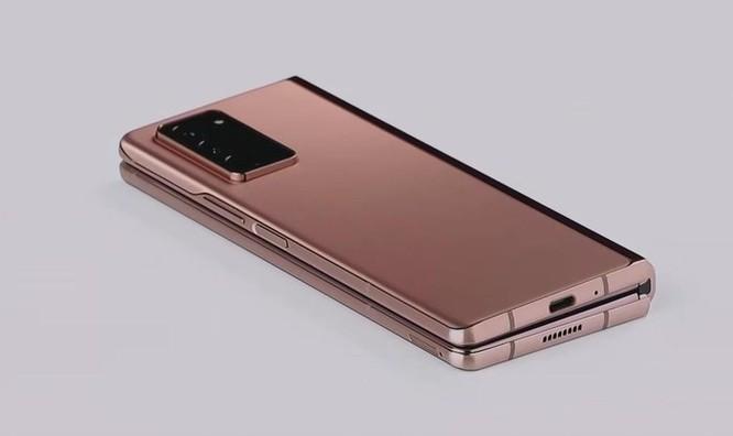 Galaxy Z Fold2 ra mắt - thiết kế mới, nâng cấp bản lề ảnh 9