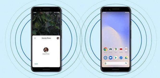 Google chính thức ra 'AirDrop' cho Android ảnh 1
