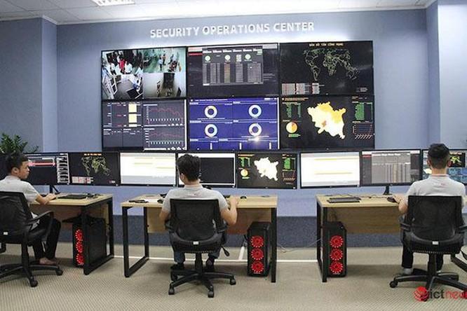Hơn 43% bộ, tỉnh đã bảo đảm an toàn thông tin theo mô hình 4 lớp ảnh 1